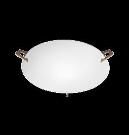 Studio District Flush Mount Round Ceiling Light