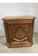 North York Wooden Console Table
