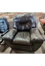 Markham West Leather reclining chair