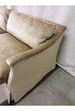 North York New Velvet Sofa