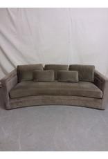 Studio District Curved Sofa