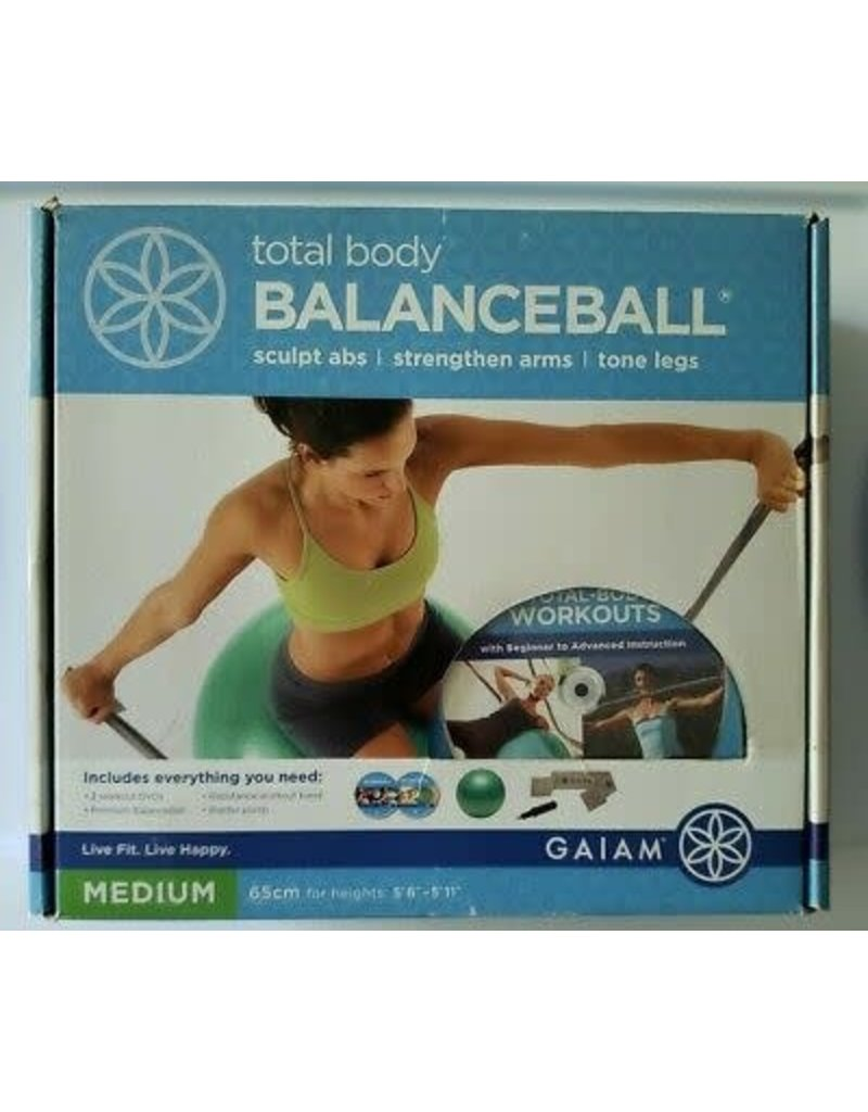 Total Body Balance Ball Kit