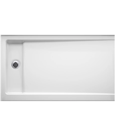 East York KOHLER Bellwether 60 inch X 32 inch Single-Threshold Shower Base With Centre Drain, White
