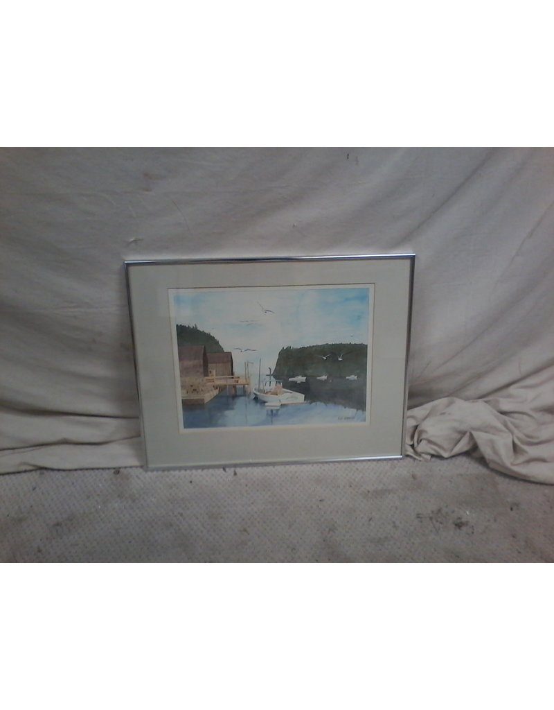 East York Painting 28 x 20