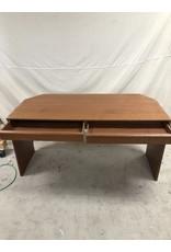East York Brown Desk