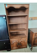 Markham West Vintage bookcase
