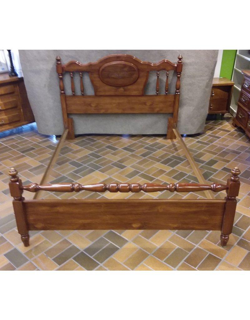 Vaughan Wood Bedframe