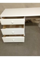 Studio District White Desk
