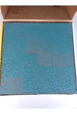 Studio District Flor Teal Rug Tiles