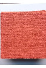 Studio District Red Interface Tile Rugs