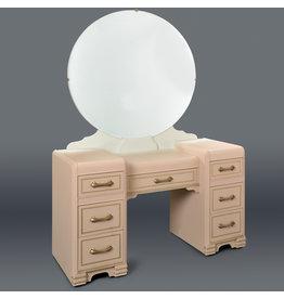 Studio District Vanity Table by Mariola Izydor-Fik