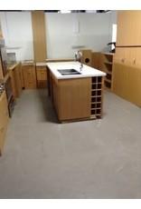 Studio District Brown Kitchen With Dacor Appliances