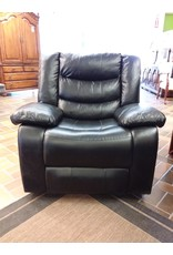 Vaughan Faux Leather Recliner