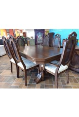 Vaughan Dining Set with 6 Chairs