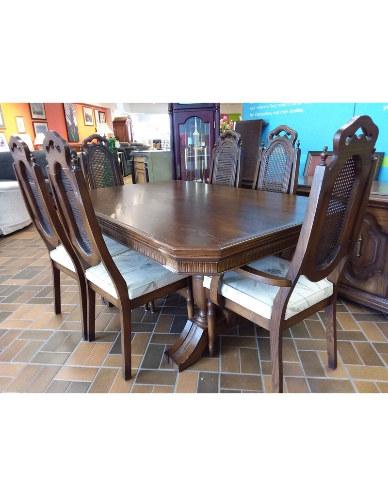 Vaughan Dining Set with 10 Chairs
