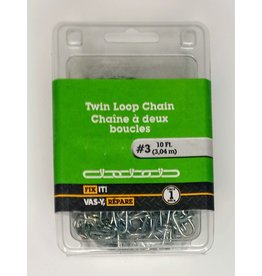 Newmarket Twin Loop Chain