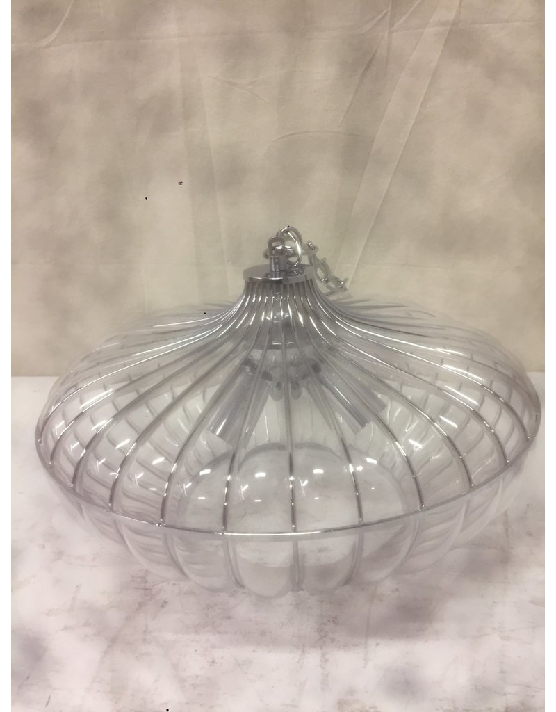North York Round glass Chandelier