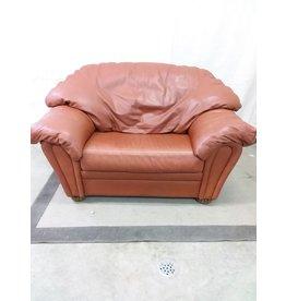 North York Jumbo leather armchair