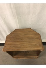 North York Wood Console Table