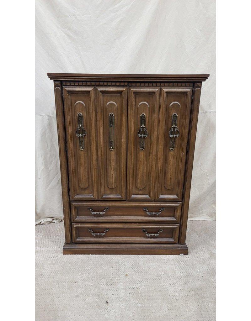 East York Wooden Dresser with Lower shelving