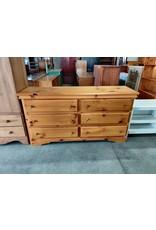 Markham West Wooden Dresser
