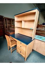 Markham West Desk With Shelf