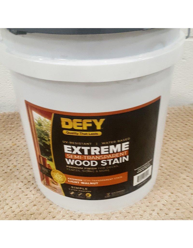East York DEFY Extreme Wood Stain - Light Walnut