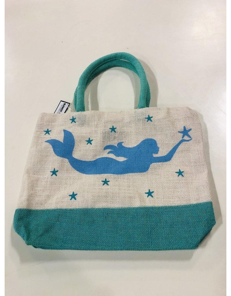 North York Woven Mermaid Bag