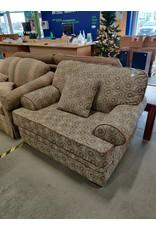 Markham West Pattern chair