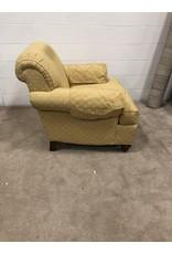 East York Yellow Arm chair
