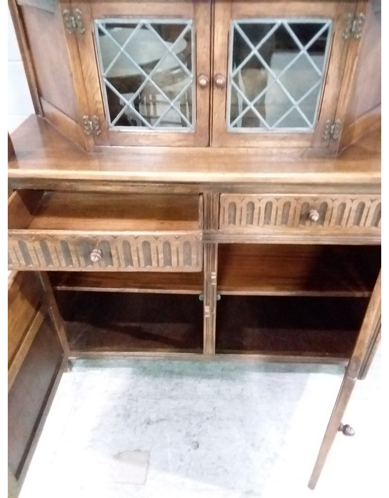 North York Antique wooden sideboard unit