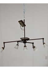 Newmarket Brown Pendant