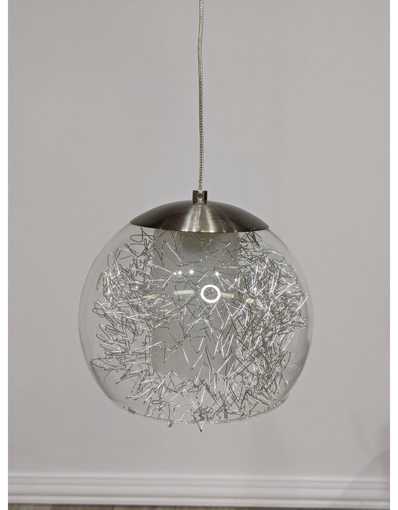 Newmarket Globe Pendant