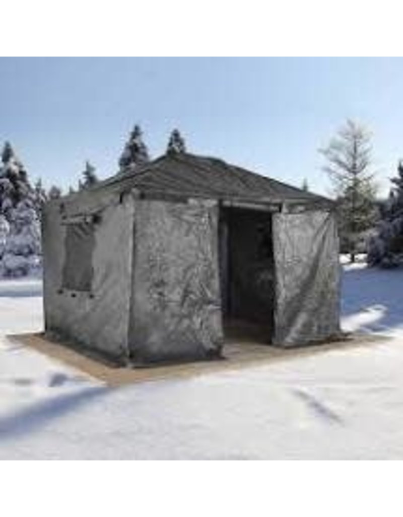 Studio District Sojag Winter Cover 10 ft. x 10 ft. in Grey