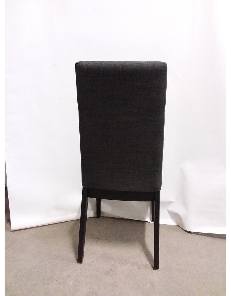 Studio District Navy Armless Chair