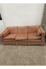 East York Red/Orange sofa