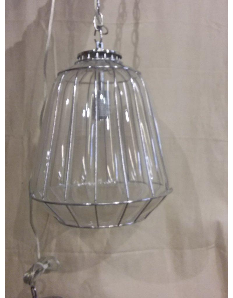 Vaughan Glass Pendant Light