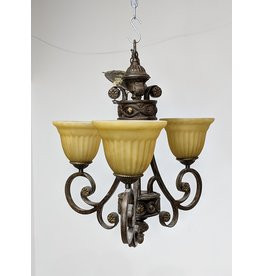 Newmarket 3 Light Chandelier