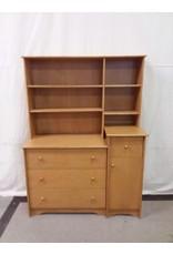 North York Dresser unit with upper shelves
