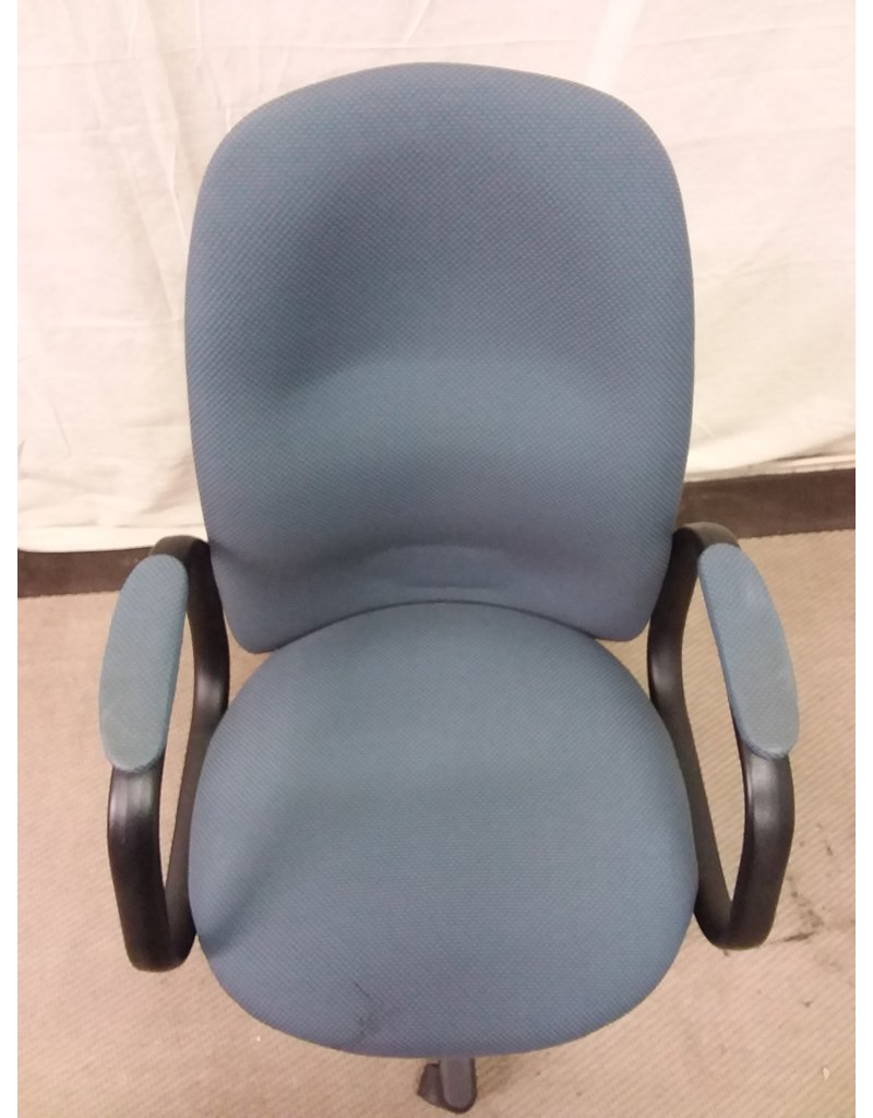North York Blue Office Chair