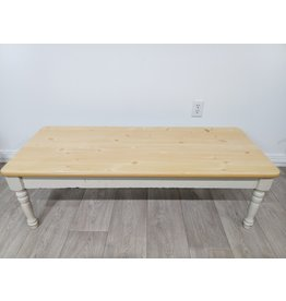 Newmarket Wooden Coffee Table
