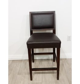 Newmarket Faux Leather Bar Stool