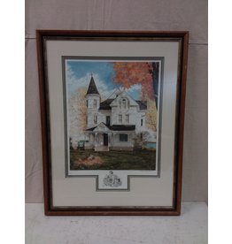 North York Limited edition print by Walter Campbell