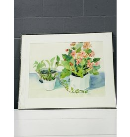 North York Original Watercolour Painting