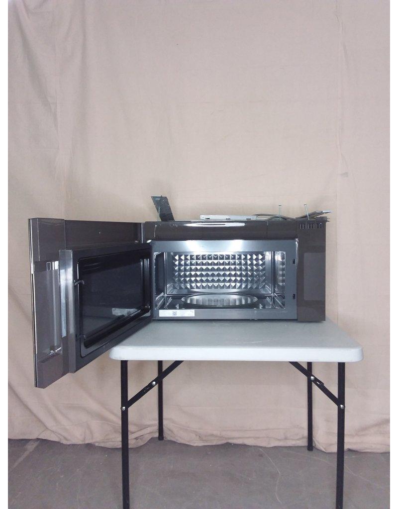 Studio District GE Microwave
