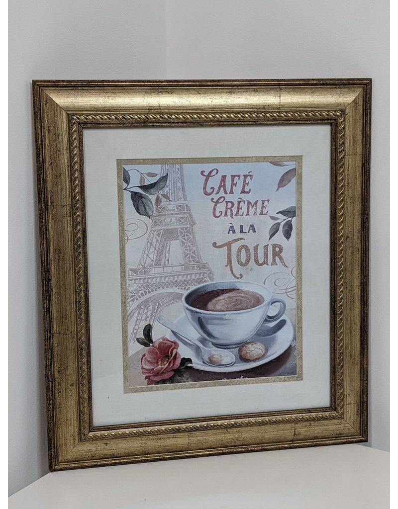 Newmarket Cafe Creme Art