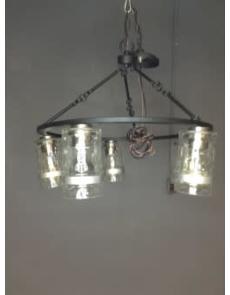 Studio District 5 Wheel Light
