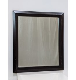 Newmarket Dark Brown Mirror
