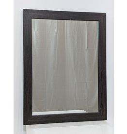 Newmarket Dark Grey Mirror
