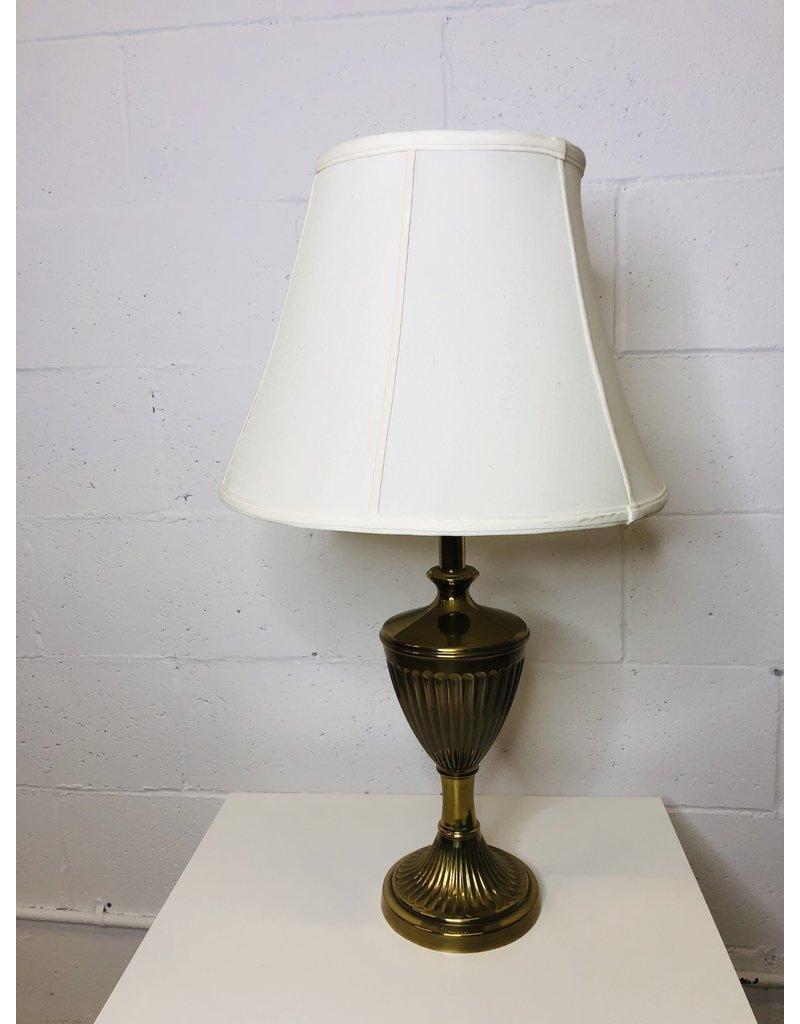 North York Brass Table Lamp